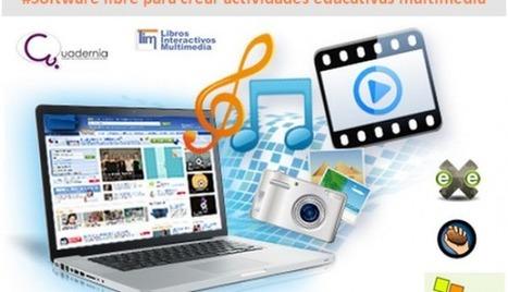 Conoce 10 herramientas libres para crear actividades educativas #multimedia | ProfesorOnline | Temas sobre TICs y Educación | Scoop.it