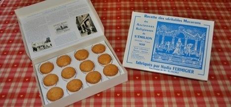 Véritables Macarons de Saint Emilion | dordogne - perigord | Scoop.it