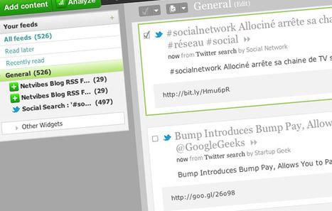 Social Search – la nueva aplicación de Netvibes para monitorizar conversaciones en redes sociales y foros | EDUDIARI 2.0 DE jluisbloc | Scoop.it