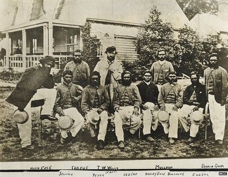 The first Australian cricket tour of England | Masada Geography | Scoop.it