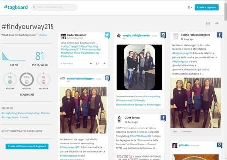 #findyourway: corporate storytelling e buone pratiche | Nuovi Turismi | Scoop.it