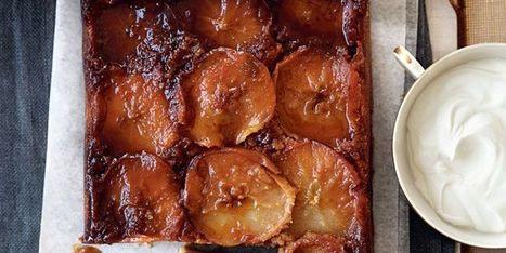 Gâteau de pommes façon Tatin | 694028 | Scoop.it