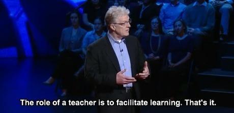 Ken Robinson Nueva Charla TED: Necesitamos Una Revolución. - CursoSocial | Clase revuelta | Scoop.it