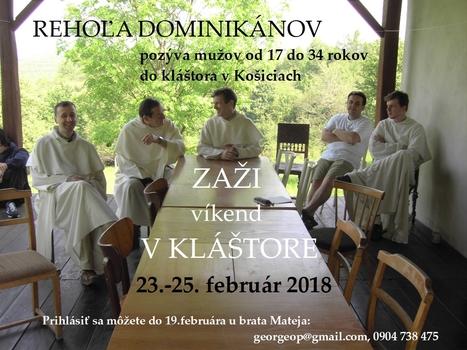 Deň modlitby a pôstu za pokoj vo svete či Víkend v kláštore - aj to nás  čaká tento týždeň 36168d7fc5b