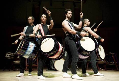 TaikOz meets Wollongong Town Hall acoustics - Illawarra Mercury | Room Acoustics, Speech Intelligibility and Sound Reproduction | Scoop.it