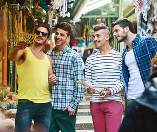 LGBT Tel Aviv - Non-Stop City