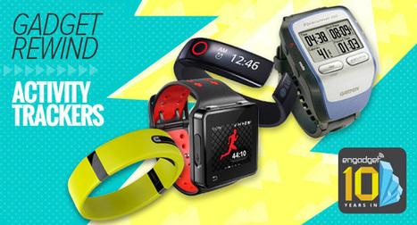 Gadget Rewind: Fitness and activity trackers - Engadget | Indoor Rowing | Scoop.it
