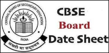 10th cbse exam date 2019