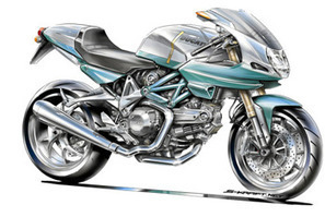 Dreaming of Ducati motorcycles | design drawings and speculation | Desmopro News | Scoop.it