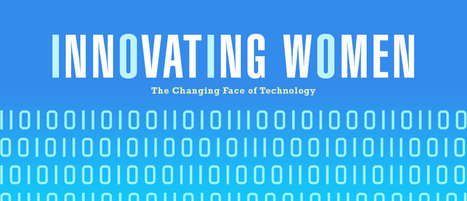 Where Are the Women? The Changing Face of Technology | Tech-Girls | Scoop.it