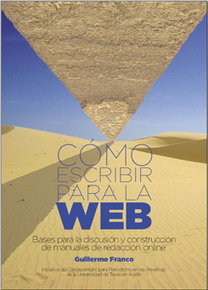 """Cómo escribir para la web"" de Guillermo Franco (PDF) 