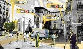 Ville hybride :  vers une nouvelle sociabilité physico-numérique - Villes  - Les clés de demain - Le Monde.fr / IBM   Tendances : société   Scoop.it