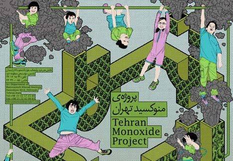 Middle Eastern Artists Eye Environmental Threats | Environmental Happenings | Scoop.it