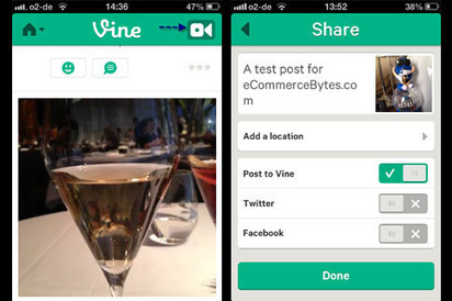Using Vine Videos in Ecommerce Marketing | DSLR video and Photography | Scoop.it