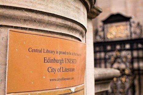 Twelve Days of Edinburgh, City of Literature: Libraries - Edinburgh City of Literature | Edinburgh Stories | Scoop.it
