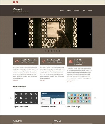 30+ High Performing HTML5 Templates for Web Design | Lectures web | Scoop.it