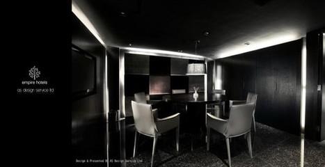 Aristocrat Deluxe Suite Room for Empire Hotels \ AS Design : plusMOOD | Interior & Decor | Scoop.it