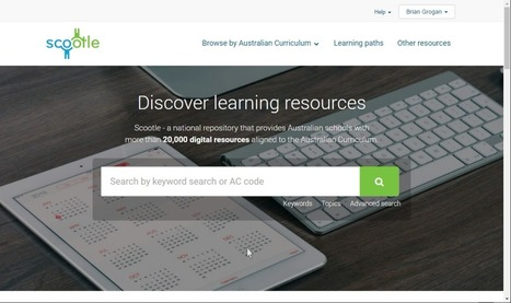 Scootle - #Learning #Resources | Teacher Gary | Scoop.it