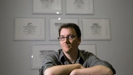 R. Luke DuBois Mines Data to Reveal Art | Art contemporain et histoire de l'art | Scoop.it