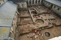 Communiqué de presse | Rennes : Découverte d'un temple antique sous le couvent des Jacobins | Monde antique | Scoop.it