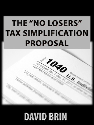 "The ""No-Losers"" Tax Simplification Proposal 