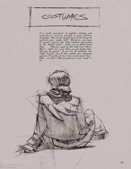 Ryan Woodward Gesture Drawing Download Pdf