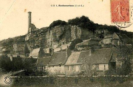 Lanterne de Rochecorbon : joyaude l'ancien Comté de Touraine | Revue de Web par ClC | Scoop.it