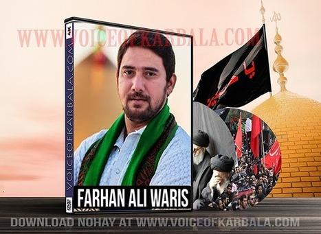 Download Farhan Ali Waris Nohay | Nohay | Scoo