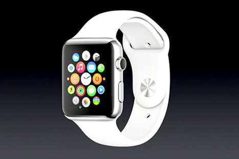 Why the Apple Watch cements a new lease of life for logo design | Corporate Identity | Scoop.it