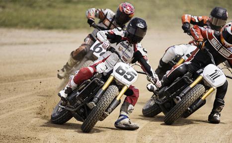 New race bike, new ball game - AMA Pro Racing | California Flat Track Association (CFTA) | Scoop.it
