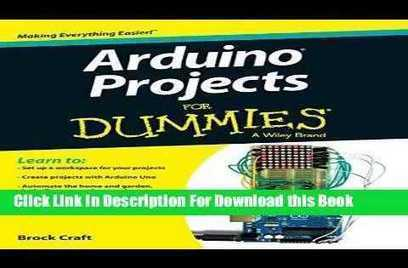 Download Arduino Projects For Dummies | Raspberry Pi | Scoop.it