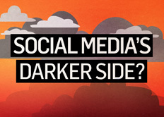 A little dated but still relevant: Social Media's Dark Side | Social Media Resources & e-learning | Scoop.it