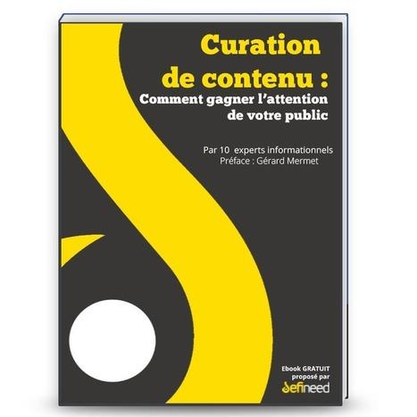 E-book gratuit sur la curation de contenu | Veille technologique sur le numérique | Scoop.it