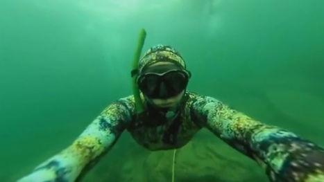 Un surfeur australien a réalisé le premier live Periscope sous l'eau en vidéo à 360° | CommunityManagementActus | Scoop.it