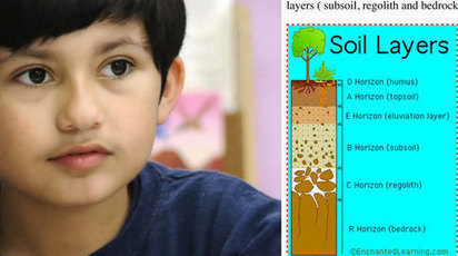 Asking and Answering Questions About Soil | Common Core and English Language Learners | Scoop.it