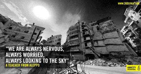Fear of the Sky | Interactive & Immersive Journalism | Scoop.it