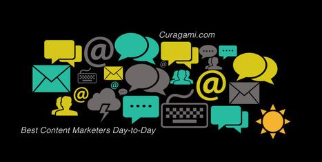 Best Content Marketers - Curagami   Ana Cristina Pratas - E-Portfolio   Scoop.it