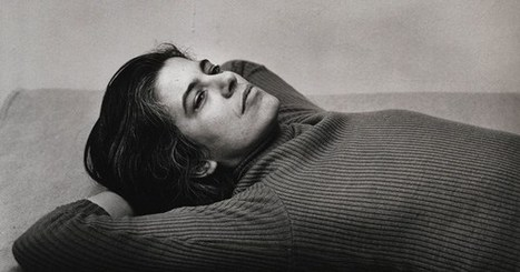 "Susan Sontag on the Trouble with Treating Art and Cultural Material as ""Content"" 