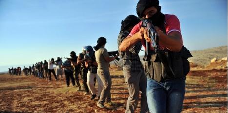 L'Arabie saoudite accueillera des camps d'entraînement pour rebelles syriens ' Histoire de la Fin de la Croissance ' Scoop.it