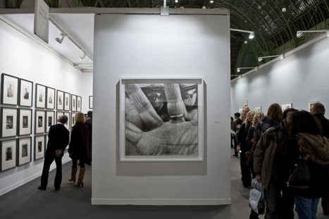 Welcome to Paris Photo - international fine art photography fair - Grand Palais | What's new in Visual Communication? | Scoop.it