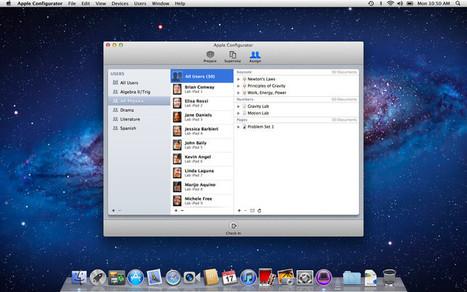 Mac App Store - Apple Configurator | iPad for School Administrators | Scoop.it