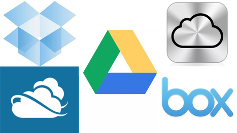 Transfer Your Files Between Cloud Storage Services with Rainbow | Android Discussions | Scoop.it