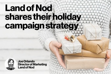 Retail holiday Q&A: A conversation with Land of Nod | Pinterest | Scoop.it