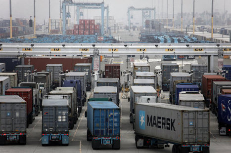 California truckers not happy with state emission rules | Social Network for Logistics & Transport | Scoop.it