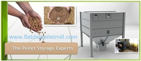 Magic Pellet Mill for Home Use & Industrial Pellet Business | Advaned Processing Machinery | Scoop.it