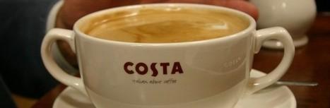 30 Refreshing Coffee Websites | 7plusDezine | Web & Graphic Design | Scoop.it