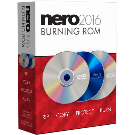 nero burning rom 2016 crack free download