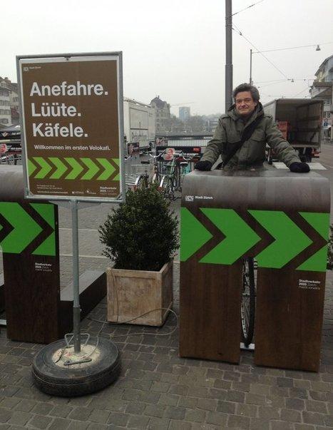 un drive in pour les vélos!! | Economie sociale et solidaire, Alternatives | Scoop.it