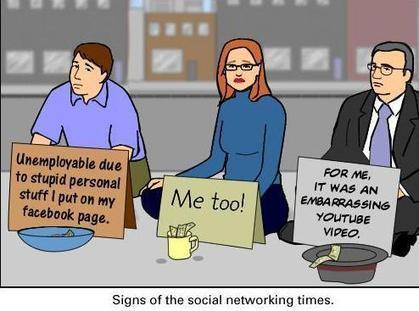 Signs of the social networking times | e-Safety & e-Safeguarding | Scoop.it