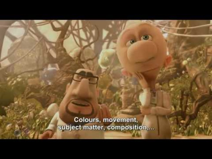 GetOut – Best Animated Short Film 2009 « Safegaard – Movie Theater | Machinimania | Scoop.it